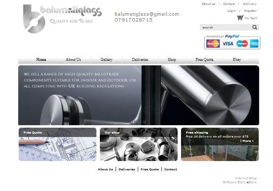 balumatiglass.co.uk Image