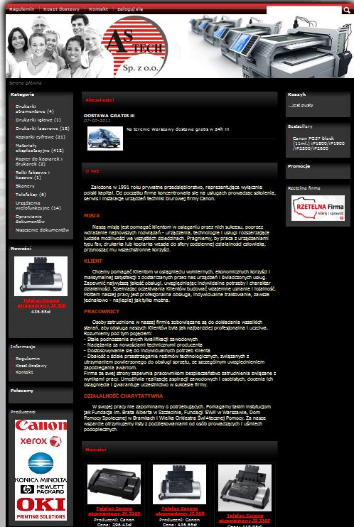 astech-service.com.pl Image