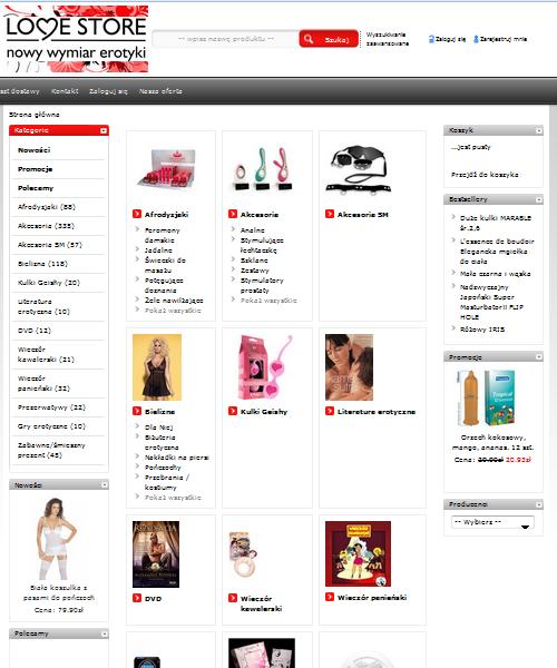 love-store.pl Image