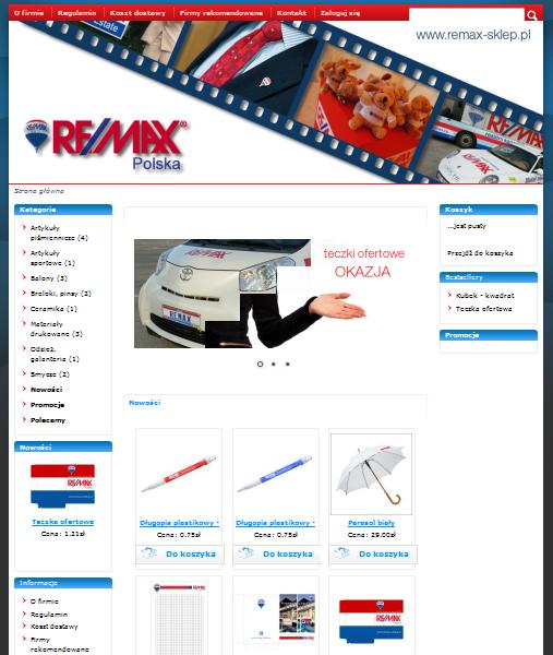remax-sklep.pl Image