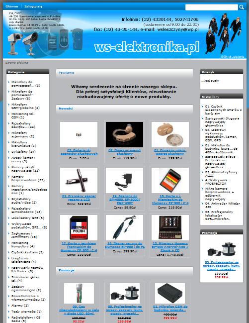 ws-elektronika.pl Image