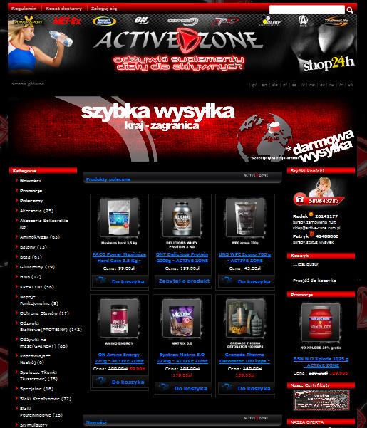 active-zone.com.pl Image