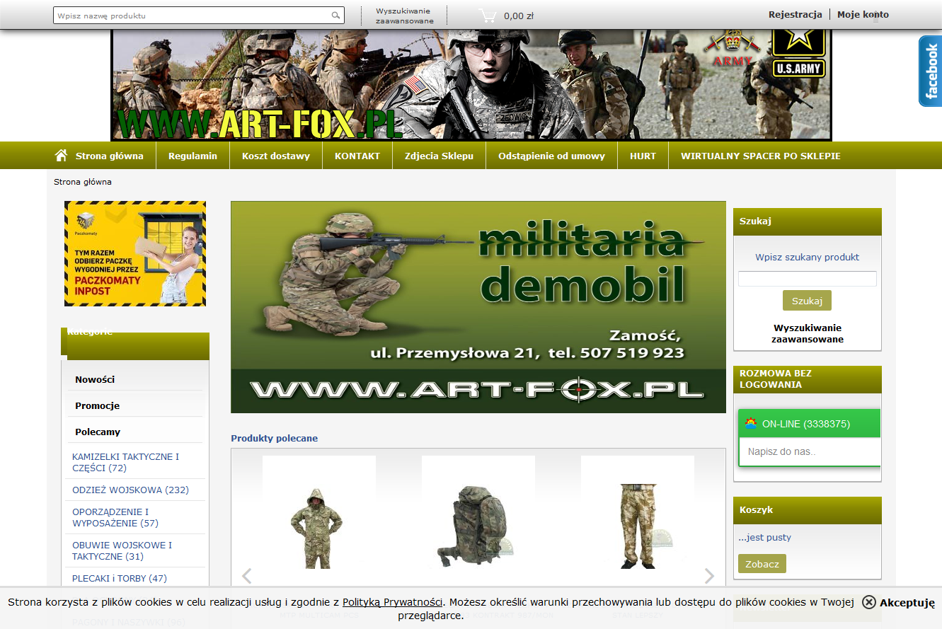 art-fox.pl Image