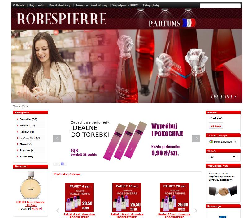 robespierre.pl Image