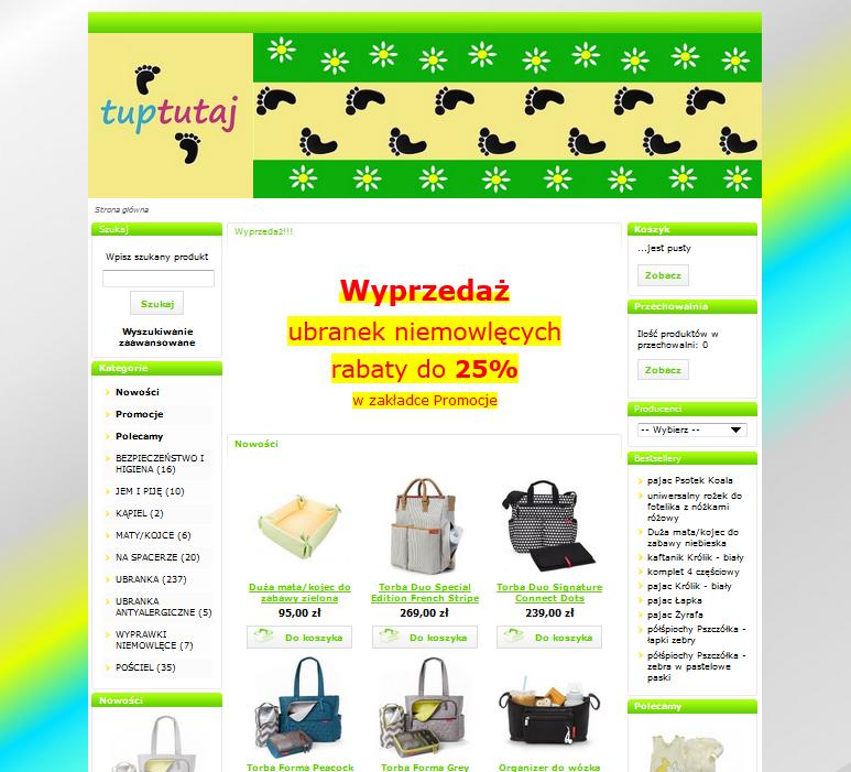 tuptutaj.pl Image