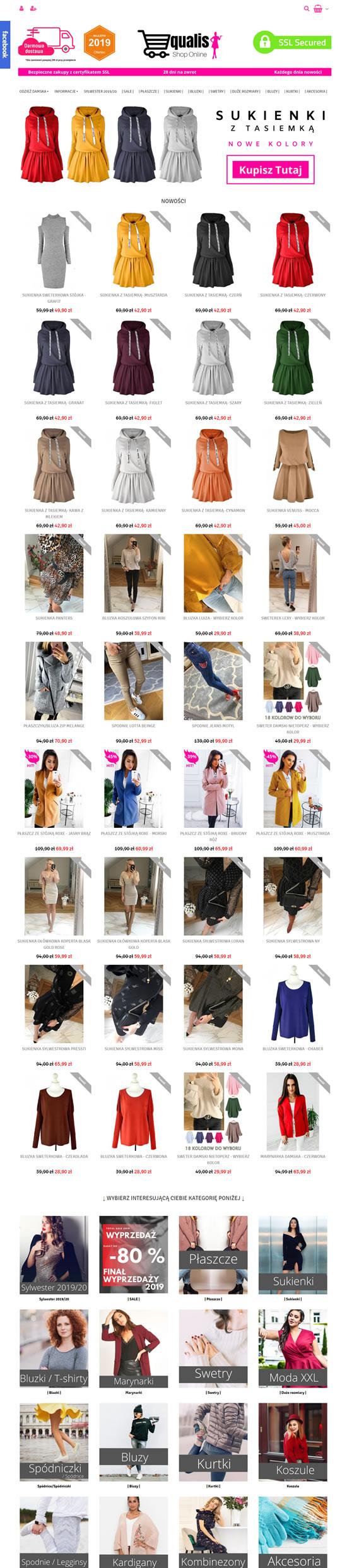 qualis.esklep.net.pl Image