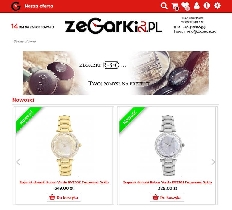 zegarki2u.pl Image