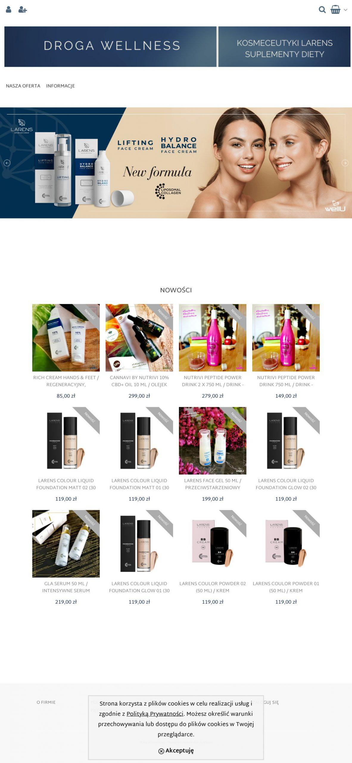 drogawellness.com Image